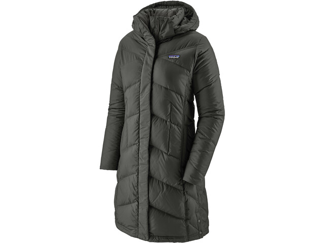 Patagonia Down With It Parka Mujer, forge grey